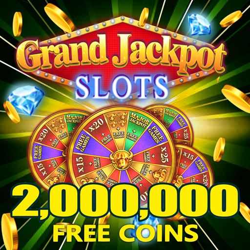 Grand Jackpot Slots Games 1.0.55 APK MOD (Unlimited Everything)