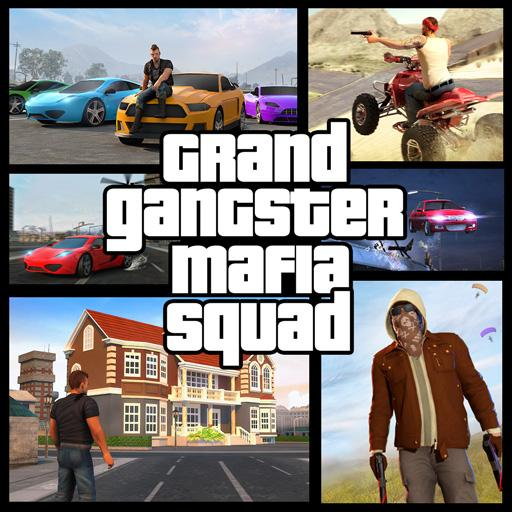 Grand Mafia City Gangster Squad Theft 2.3 APK MOD (Unlimited Everything)