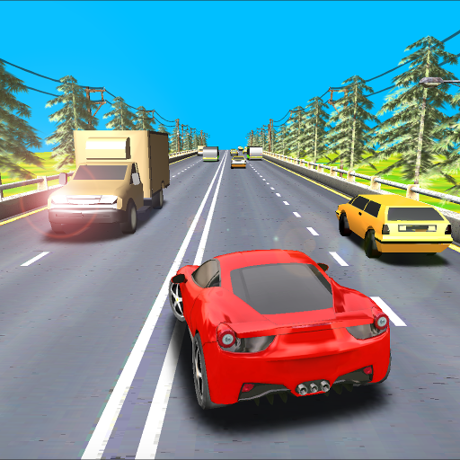 Highway Car Racing Game  3.3 APK MOD (Unlimited Everything)