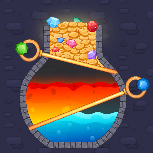 How To Loot: Pull The Pin & Rescue Princess Puzzle 1.4.4 APK MOD (Unlimited Everything)