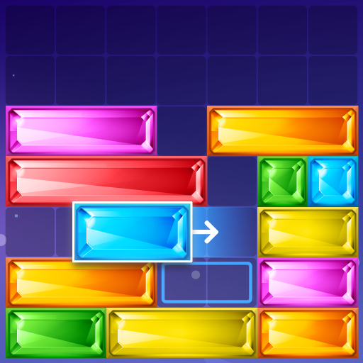 Jewel Classic – Block Puzzle 1.0.11 APK MOD (Unlimited Everything)