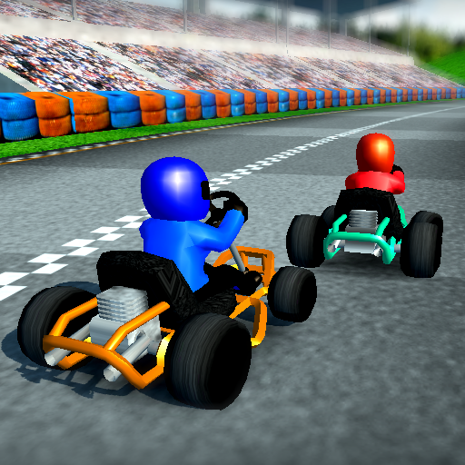 Kart Rush Racing – 3D Online Rival World Tour 31 APK MOD (Unlimited Everything)
