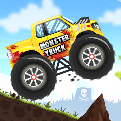 Kids Monster Truck 1.4.8 APK MOD (Unlimited Everything)