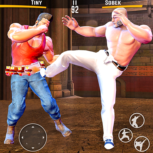 Kung fu fight karate Games: PvP GYM fighting Games 1.0.39 APK MOD (Unlimited Everything)