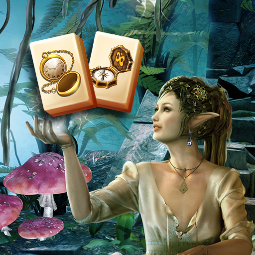 Mahjong Magic Worlds: Journey of the Wood Elves 1.0.76 APK MOD (Unlimited Everything)