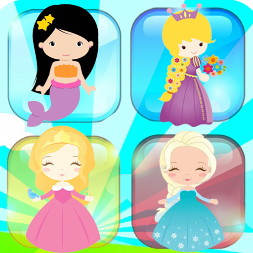 Memory matching games 2-6 year old games for girls 1,136 APK MOD (Unlimited Everything)