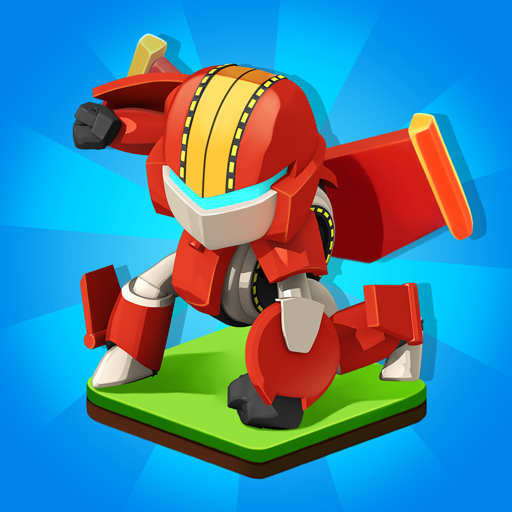 Merge Robots – Click & Idle Tycoon Games 1.6.5 APK MOD (Unlimited Everything)