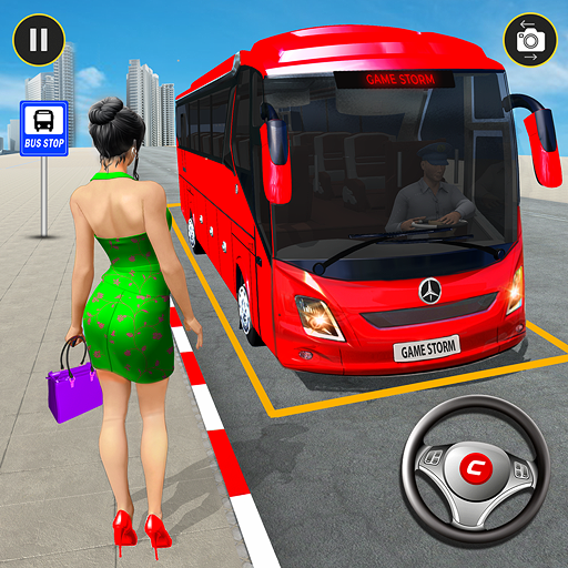 Modern Bus Simulator: Ultimate Bus Driving Games  1.7 APK MOD (Unlimited Everything)