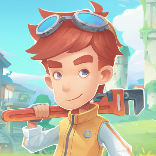 My Time at Portia  or Android APK MOD (Unlimited Everything)