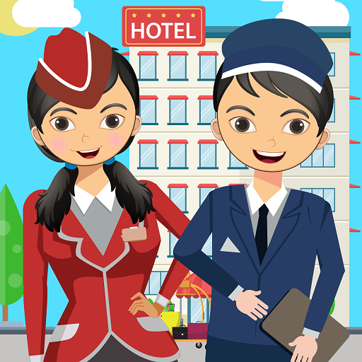 Pretend Play Hotel Cleaning: Doll House Fun 1.1.5 APK MOD (Unlimited Everything)