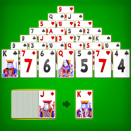 Pyramid Solitaire Mobile  2.1.1 APK MOD (Unlimited Everything)
