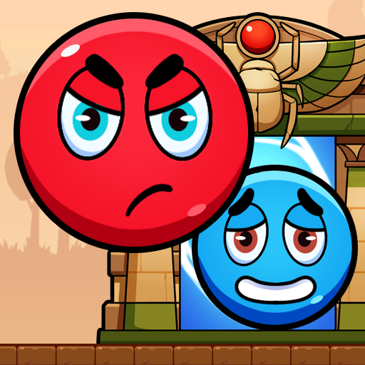 Red and Blue Ball  0.2.2 APK MOD (Unlimited Everything)