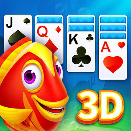 Solitaire 3D Fish  1.0.29 APK MOD (Unlimited Everything)
