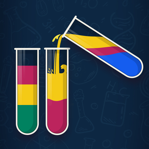 Sort Water Puzzle – Color Liquid Sorting Game  1.2.5 APK MOD (Unlimited Everything)