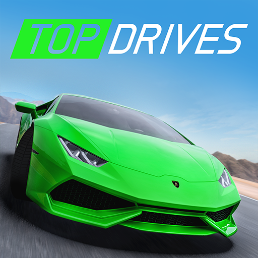 Top Drives – Car Cards Racing  14.10.00.13067 APK MOD (Unlimited Everything)