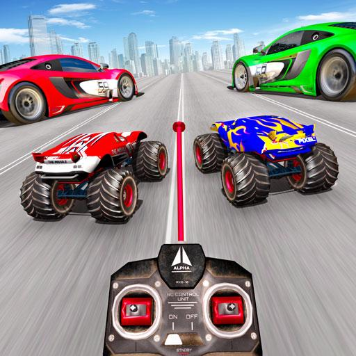 Toy Car Stunts GT Racing Games 2.5 APK MOD (Unlimited Everything)