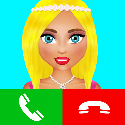 fake call princess game 7.0 APK MOD (Unlimited Everything)