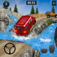 4×4 Turbo Jeep Racing Mania 1.2.3 APK MOD (Unlimited Everything)