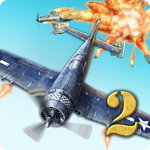 AirAttack 2 – WW2 Airplanes Shooter 1.5.0 APK MOD (Unlimited Everything)