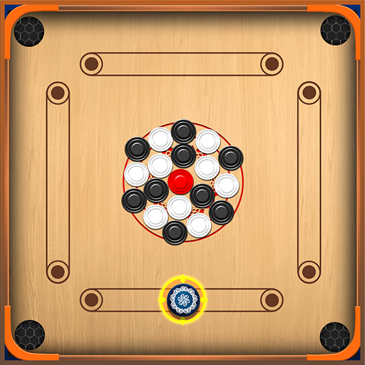 Carrom Star : Multiplayer Carrom board game 2.3 APK MOD (Unlimited Everything)
