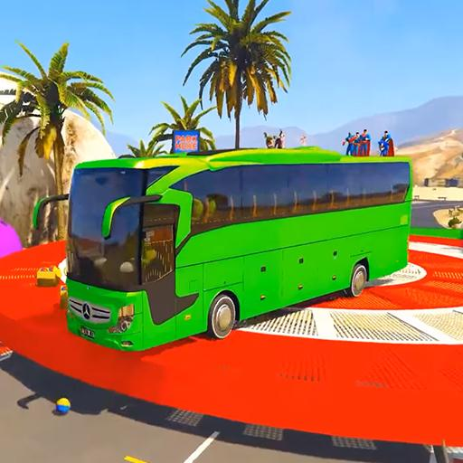 Coach Bus Simulator Games 2021 1.3 APK MOD (Unlimited Everything)