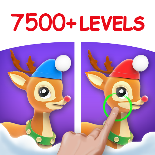 Differences Find Difference Games   APK MOD (Unlimited Everything) APK MOD (Unlimited Everything)