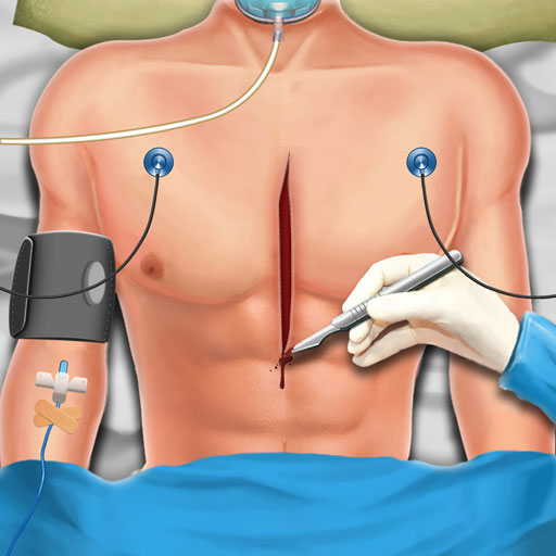 Doctor Surgery Games- Emergency Hospital New Games  1.0.05 APK MOD (Unlimited Everything)
