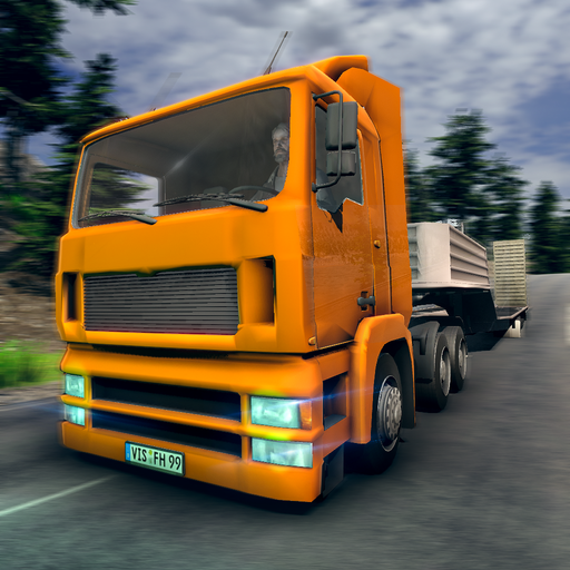 Euro truck simulator 2021: New truck driving games 1.0.2 APK MOD (Unlimited Everything)