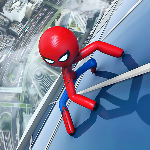Flying Stickman Rope Hero: Flying Hero: Crime City 2.7 APK MOD (Unlimited Everything)