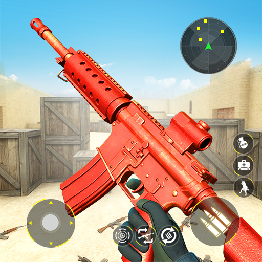 Fury Counter Strike Real Shooting Game 2020 1.5 APK MOD (Unlimited Everything)