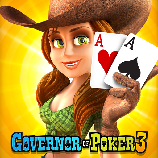 Governor of Poker 3 – Free Texas Holdem Card Games 8.3.1 APK MOD (Unlimited Everything)