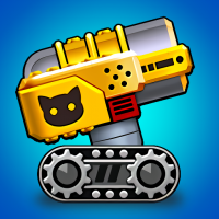 Idle Cat Cannon  2.4.5 APK MOD (Unlimited Everything)
