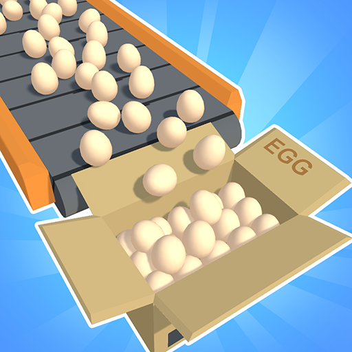 Idle Egg Factory 1.1.4 APK MOD (Unlimited Everything)