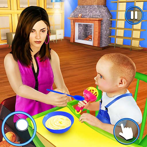 New Baby Single Mom Family Adventure 1.2.9 APK MOD (Unlimited Everything)
