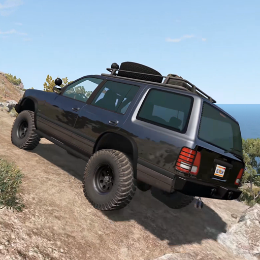 Offroad Car Simulator 2021 Multiplayer 1.03 APK MOD (Unlimited Everything)