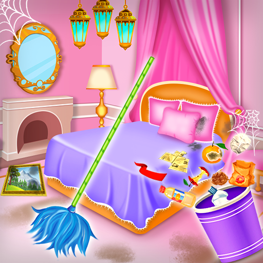 Princess house cleaning adventure – Repair & Fix 9.0 APK MOD (Unlimited Everything)