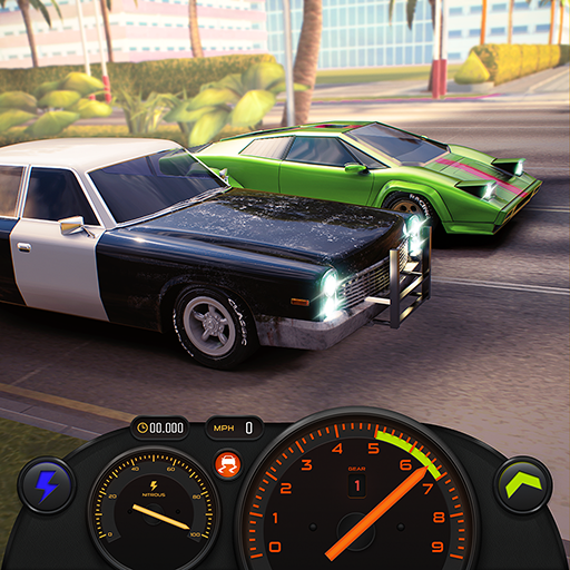 Racing Classics PRO: Drag Race & Real Speed 1.07.0 APK MOD (Unlimited Everything)