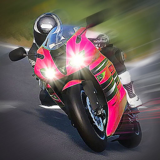 Real Bike Rider: High Speed Traffic Racing Games 5.8 APK MOD (Unlimited Everything)