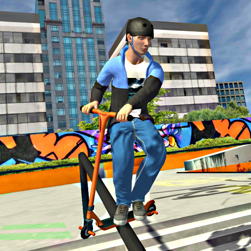 Scooter FE3D 2 – Freestyle Extreme 3D 1.34 APK MOD (Unlimited Everything)