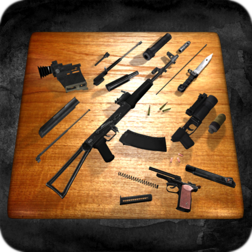 Weapon stripping 85.396 APK MOD (Unlimited Everything)