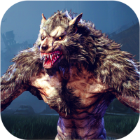Werewolf Games : Bigfoot Monster Hunting in Forest 1.5 APK MOD (Unlimited Everything)