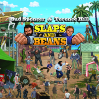 Bud Spencer & Terence Hill – Slaps And Beans 1.07 APK MOD (Unlimited Everything)