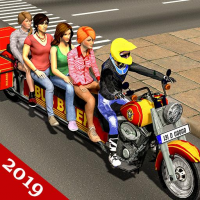 Bus Bike Taxi Driver – Transport Driving Simulator 3.9 APK MOD (Unlimited Everything)