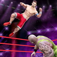 Cage Wrestling Games: Ring Fighting Champions  1.1.9 APK MOD (Unlimited Everything)