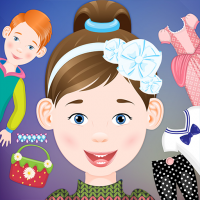Dress Up & Fashion game for girls 4.1.0 APK MOD (Unlimited Everything)