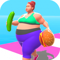 Fat 2 Fit-Body Race 1.4 APK MOD (Unlimited Everything)
