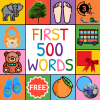 First Words Flashcards for baby/toddler/kids 9.01 APK MOD (Unlimited Everything)