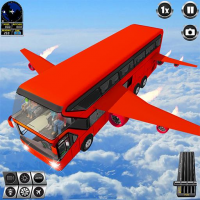 Flying Bus Driving simulator 2019: Free Bus Games 3.3 APK MOD (Unlimited Everything)