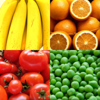 Fruit and Vegetables, Nuts & Berries: Picture-Quiz 3.2.0 APK MOD (Unlimited Everything)