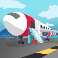 Idle Customs: Protect Airport 1.01.190 APK MOD (Unlimited Everything)